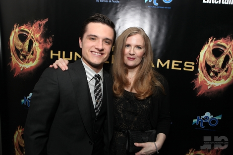 Josh and Suzanne Collins