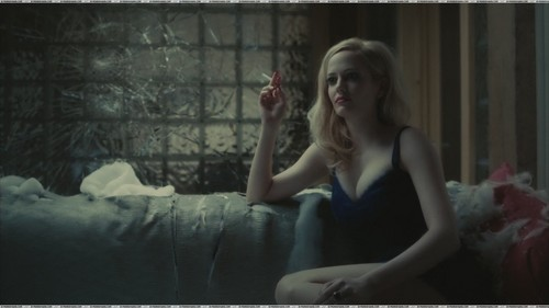 Tim Burton's Dark Shadows wallpaper possibly containing a living room, a window seat, and a hot tub entitled Julia and Angelique are my absolute favs;)