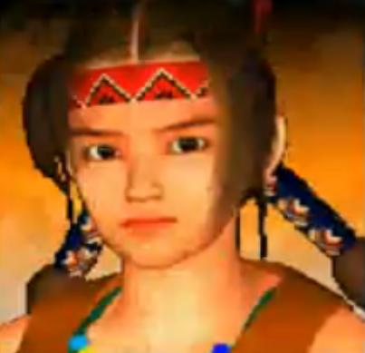 Julia in Tekken 3