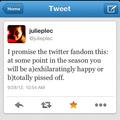 Julie Plec Warns Fans...