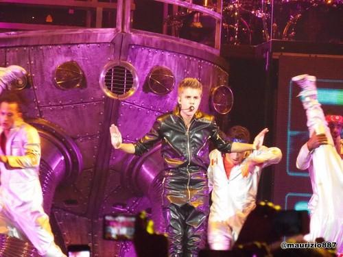 Justin bieber Believe tour. Phoenix, Arizona , 2012