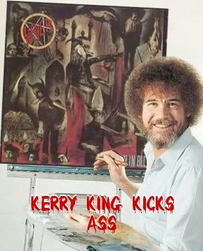 KERRY KING KICKS नितंब, गधा