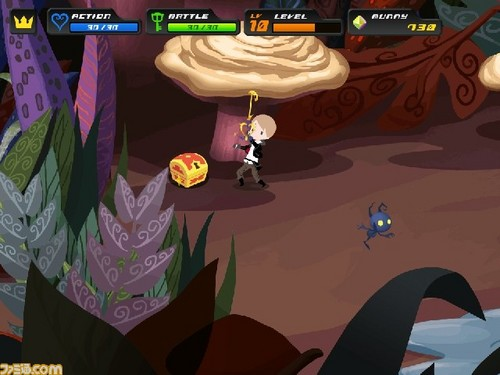 KH for PC Browsers Gameplay