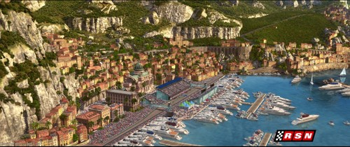 Disney Pixar Cars 2 wallpaper with a resort and a business district entitled Ka-Ciao Italy