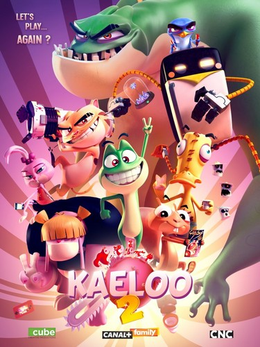 Kaeloo Official Season 2 Poster