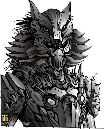 Kai (Warlock Form)