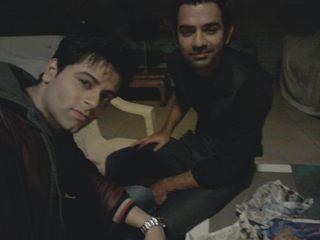 Karan Goddwani and Barun