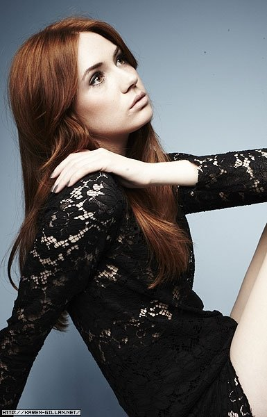 Karen Gillan For Radio Times September 2012 - Karen Gillan ...