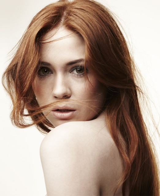 karen gillan for radio times september 2012 karen gillan
