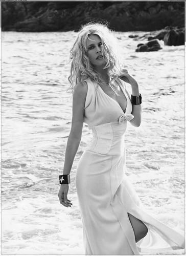 Karl Lagerfeld Photoshoot