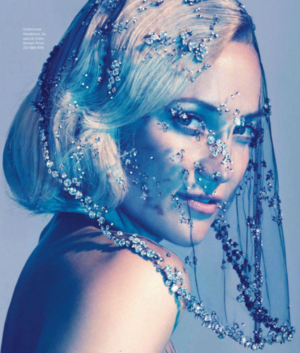 Kate Hudson achtergrond entitled Kate - Harper's Bazaar (US) - October 2012