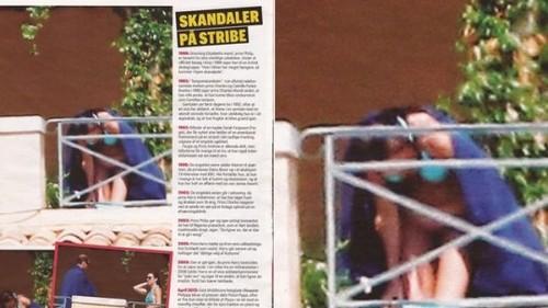 Kate Middleton in Se og Hør Magazine