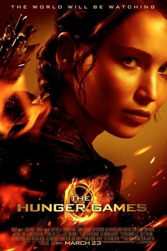 Katniss: Movie Poster