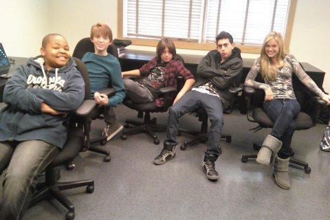 Kickin' It Set-Season 1-2