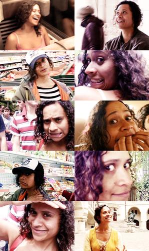 কুইন of Faces