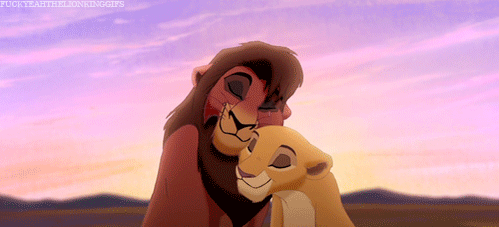 Kovu and Kiara