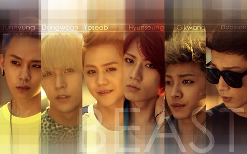 Kpop wallpaper probably with a portrait titled Kpop