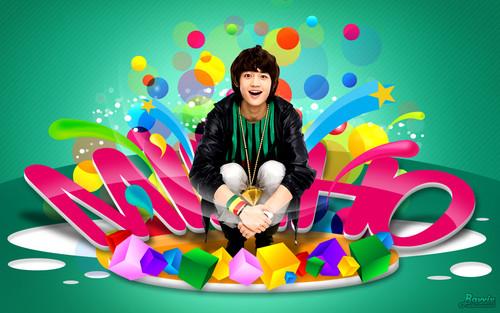 Kpop wallpaper called Kpop