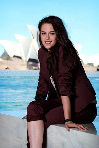 Kristen down under in Australia