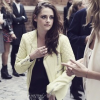 Kristen Stewart Icons on Kristen In Paris For Balenciaga Fw   Kristen Stewart Icon  32310302