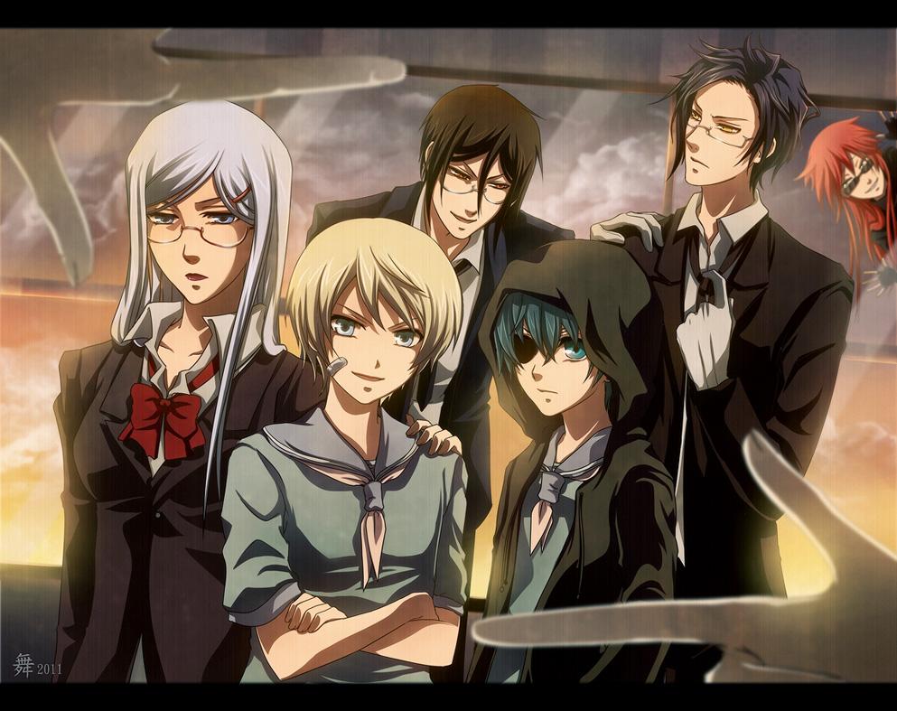 Funimation Entertainment Images Kuroshitsuji HD Wallpaper And Background Photos