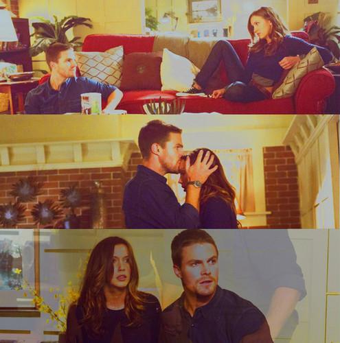 Laurel/Oliver