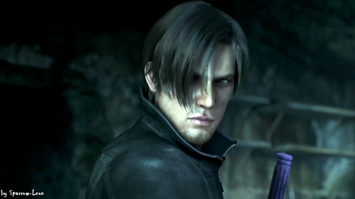 Leon Kennedy wallpaper titled Leon Hot - RE Damnation