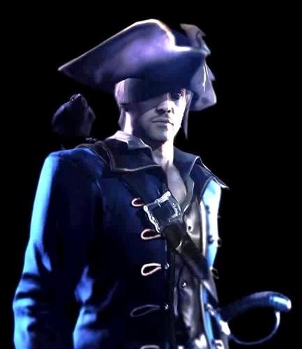 Leon's outfit - RE6 mercenaries