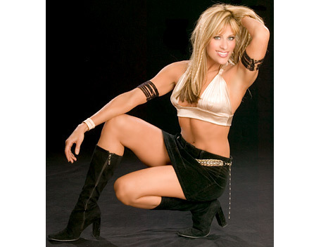 Lilian Garcia achtergrond with attractiveness entitled Lilian Garcia Photoshoot Flashback