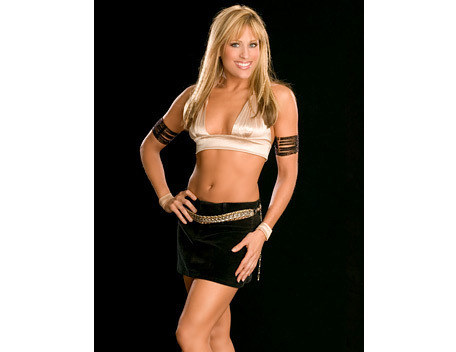 Lilian Garcia wallpaper possibly containing hot pants and attractiveness called Lilian Garcia Photoshoot Flashback