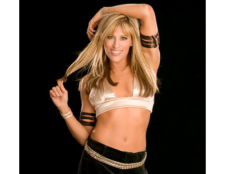 Lilian Garcia 壁紙 called Lilian Garcia Photoshoot Flashback