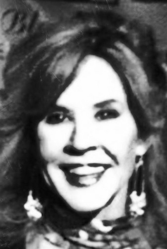 The Linda Blair Pretty Corner achtergrond probably with a portrait entitled Linda Blair