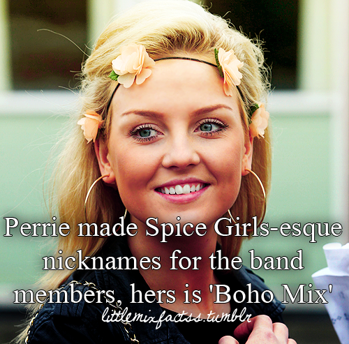 Little Mix's Facts♥