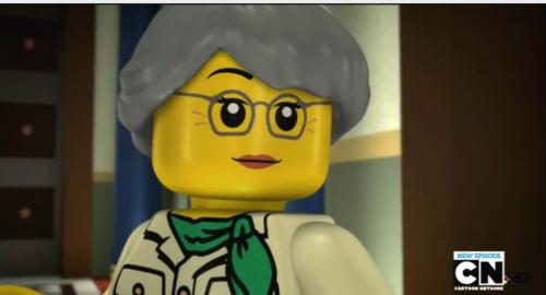 Lloyd's mother