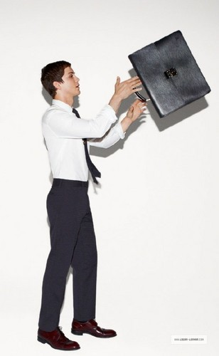 Logan Lerman || 2012: Frances Tulk-Hart [NEO2] ( New Photo-Shoot )