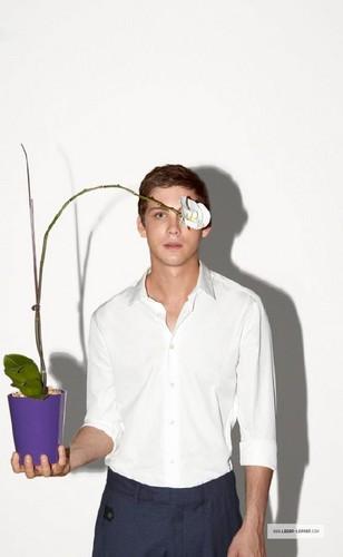 Logan Lerman || 2012: Frances Tulk-Hart [NEO2] ( New Photo-Shoot )