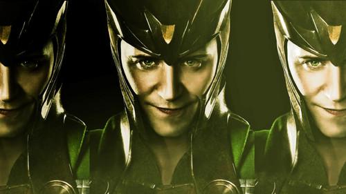 Loki (Thor 2011) hình nền entitled Loki