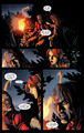 Look at me scene- In the GoT graphic novel - sandor-and-sansa photo