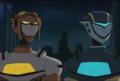 Look this way - transformers-animated-series photo