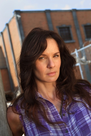 The Walking Dead wallpaper possibly containing a street titled Lori Grimes