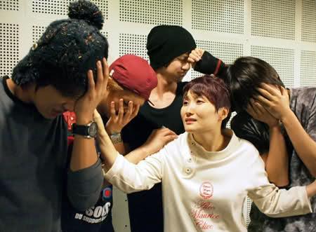 MBLAQ @ Park Kyung Lim's Starry Night Radio