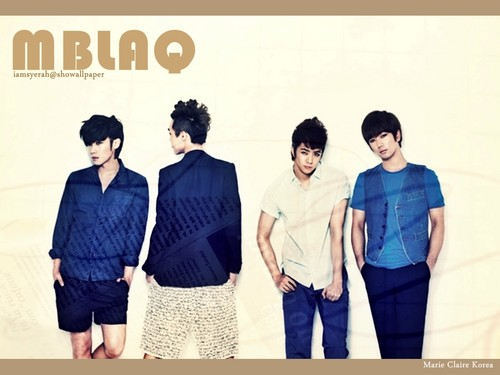MBLAQ fond d'écran containing a well dressed person titled MBLAQ