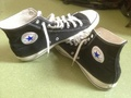 Made in USA Chuck Taylors - converse photo
