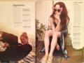 Magazine scans: Nylon (May 2012)