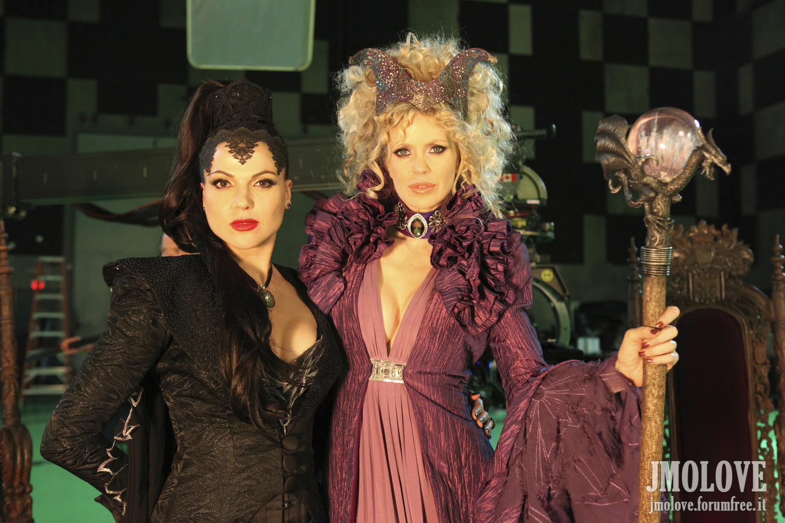 Maleficent And The Evil Queen Maleficent Once Upon A Time