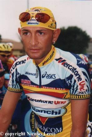 Marco Pantani (13 January 1970 – 14 February 2004)