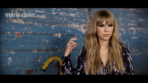 Marie Claire 2012 photoshoot screencap