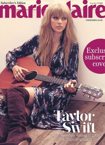 Marie Claire (November 2012)