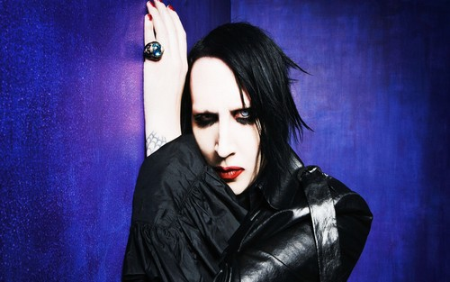 Marilyn Manson wallpaper called Marilyn