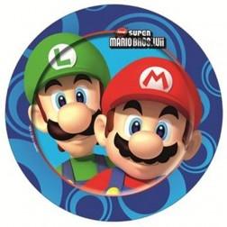 Mario plates